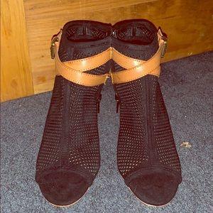 JustFab Wedge Heels